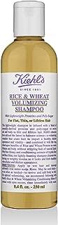 Kiehl's Rice and Wheat Volumizing Shampoo.