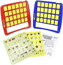 TKQIrene Kinderen Classic de Guess Who spel Logisch denken Desktop Game ouder-kind interactie logisch denken Entertainment