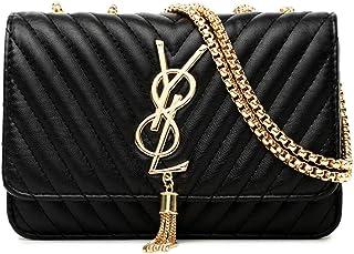 1ada9014833088 2018 Herbst neu Kette Umhängetasche Quaste Handtasche einfache Hülle Tasche  eine Schulter Crossbody Tasche Mini quadratische
