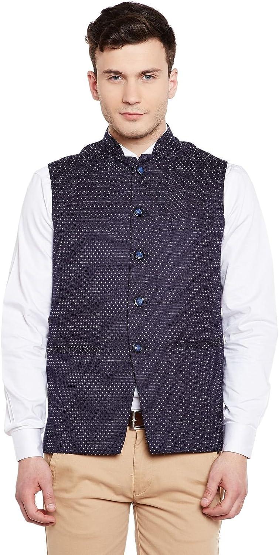 07cd79feca4 Wintage Men's Premium Velvet Grandad Grandad Grandad Nehru Jacket Vest  Waistcoat cc7245