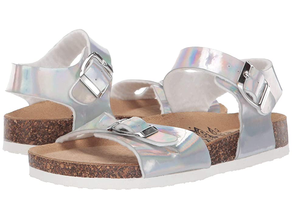 Primigi Kids PBK 34268 (Little Kid/Big Kid) (Silver) Girls Shoes