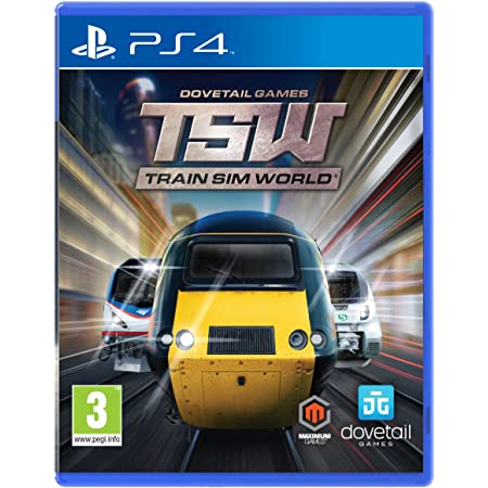 Train Sim World PS4 - PlayStation 4