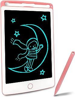 Richgv Tavoletta Grafica LCD Scrittura Digitale, Elettronico 8.5 Pollici Portatile Ewriter Cancellabile Disegno Pad Writin...