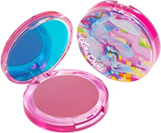 Lime Crime Softwear Blush, Petal.jpg - Blendable, Buildable Warm Lavender Color - Cream-to-Powder Formula - Weightless Sof...
