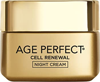 L'Oreal Paris 1.7 Oz Skincare Age Perfect Cell Renewal Night Cream