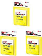 Safer Brand Victor M383 Fly Magnet Bait - 3 Pack (9 Packets Total)