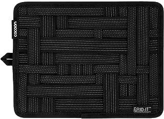 Cocoon ガジェット デジモノ アクセサリ 固定ツール GRID-IT B5サイズ ブラック CPG7BK