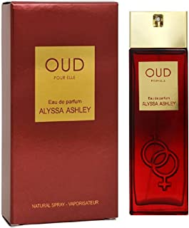 Alyssa Ashley 54095 - Agua de perfume 100 ml