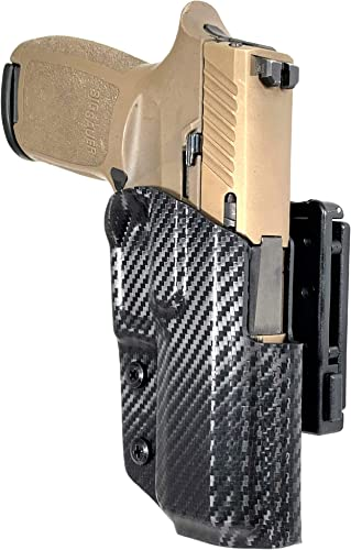 OWB Pro IDPA Competition Holster fits P320 AXG Scorpion, M18, Nitron, RXP, XCarry, XCompact