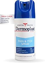 Dermoplast Pain & Itch Spray, 2.75 Ounce (Pack of 1) Can