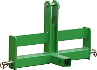 Titan Tractor Drawbar with Suitcase Weight Brackets | 2