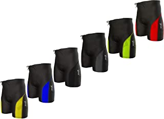 Sparx Elite Men Triathlon Short Tri Shorts Cycling Bike Swim Run