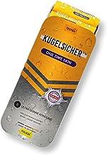 KUGELSICHER Kondome Box Vegan Gefühlsecht Extra Dünn und Feucht (52 mm) – 8 per..