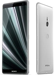 Sony Xperia XZ3 - Smartphone de 6 QHD+ HDR 18:9 OLED (Snapdragon 845 4 GB de RAM  memoria interna de 64 GB cámara de 19 MP Android) color negro + Micro SD Sony de 64 GBs [Exclusivo Amazon]
