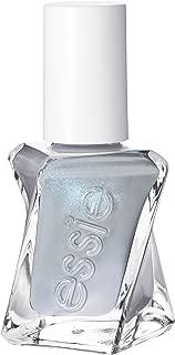 essie Gel Couture 2-Step Longwear Nail Polish, Closing Night, Gray Nail Polish, 0.46 fl. oz.