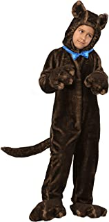 Child Deluxe Brown Costume Small