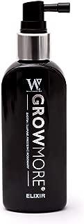 Best Hair Growth Serum by Watermans. Grow More Elixir 100ml Made in UK - Hair Growth & Hair Thickening leave in scalp Serum