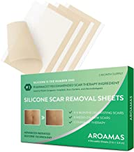 Best silicone dressing for keloids Reviews