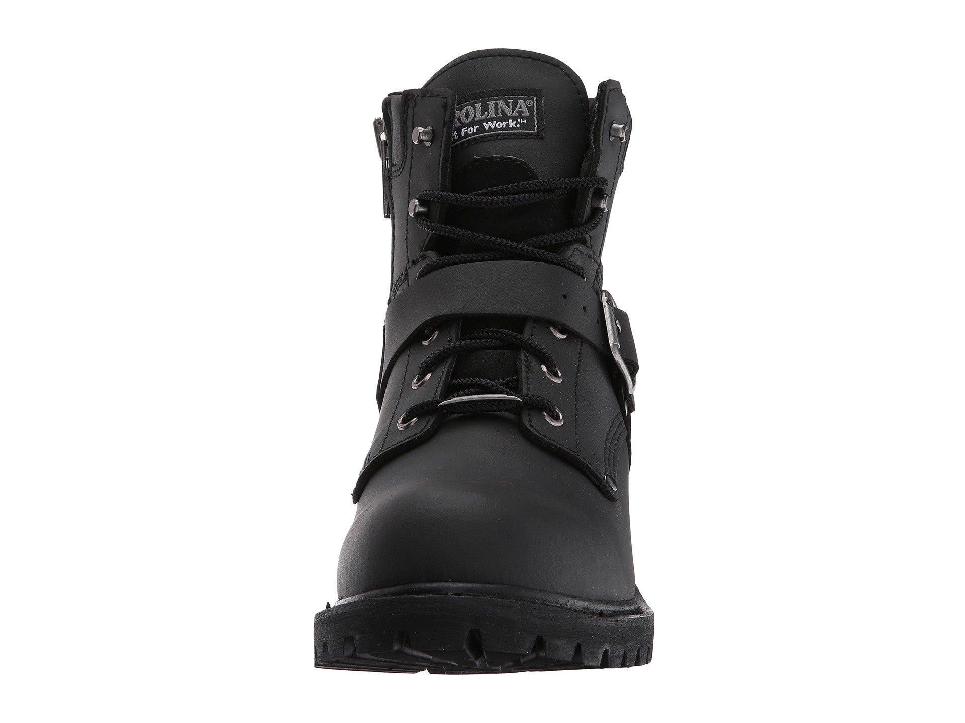Ankle Strap Black 6