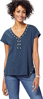 Pendleton Women's Caftan Knit Tee