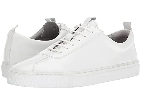 Grenson Calf Low Top Sneaker