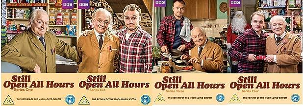 Still Open All Hours series 1-4 [UK import, Region 2 PAL format]