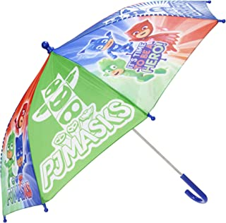 PJ Masks Childrens/Kids Stick Umbrella