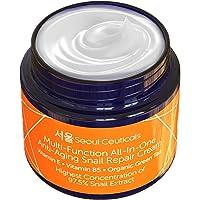 SeoulCeuticals Korean Skin Care Snail Repair Cream (2oz)
