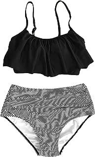Best bikini high waist black Reviews