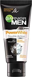 Garnier Men Face Wash Power White Double Action