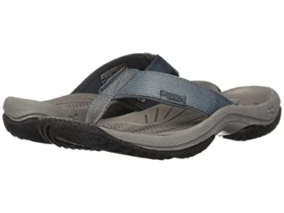 Keen Kona Flip (Turbulence/Black) Men