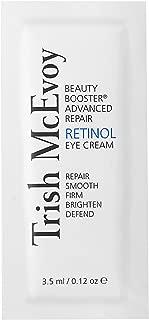 Trish McEvoy Beauty Booster Advanced Repair RETINOL Eye Cream and Beauty Booster Eye Serum Set (Travel Size)