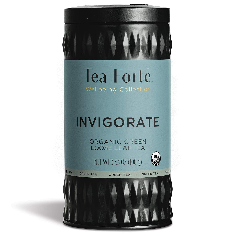 Tea Forte Invigorate Regular dealer Organic Green security with Ginger Gi Beetroot