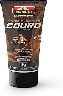 Limpa e Hidrata Couro Proauto 150 g