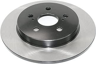 DuraGo BR900756-02 Solid Brake Rotor (Rear)