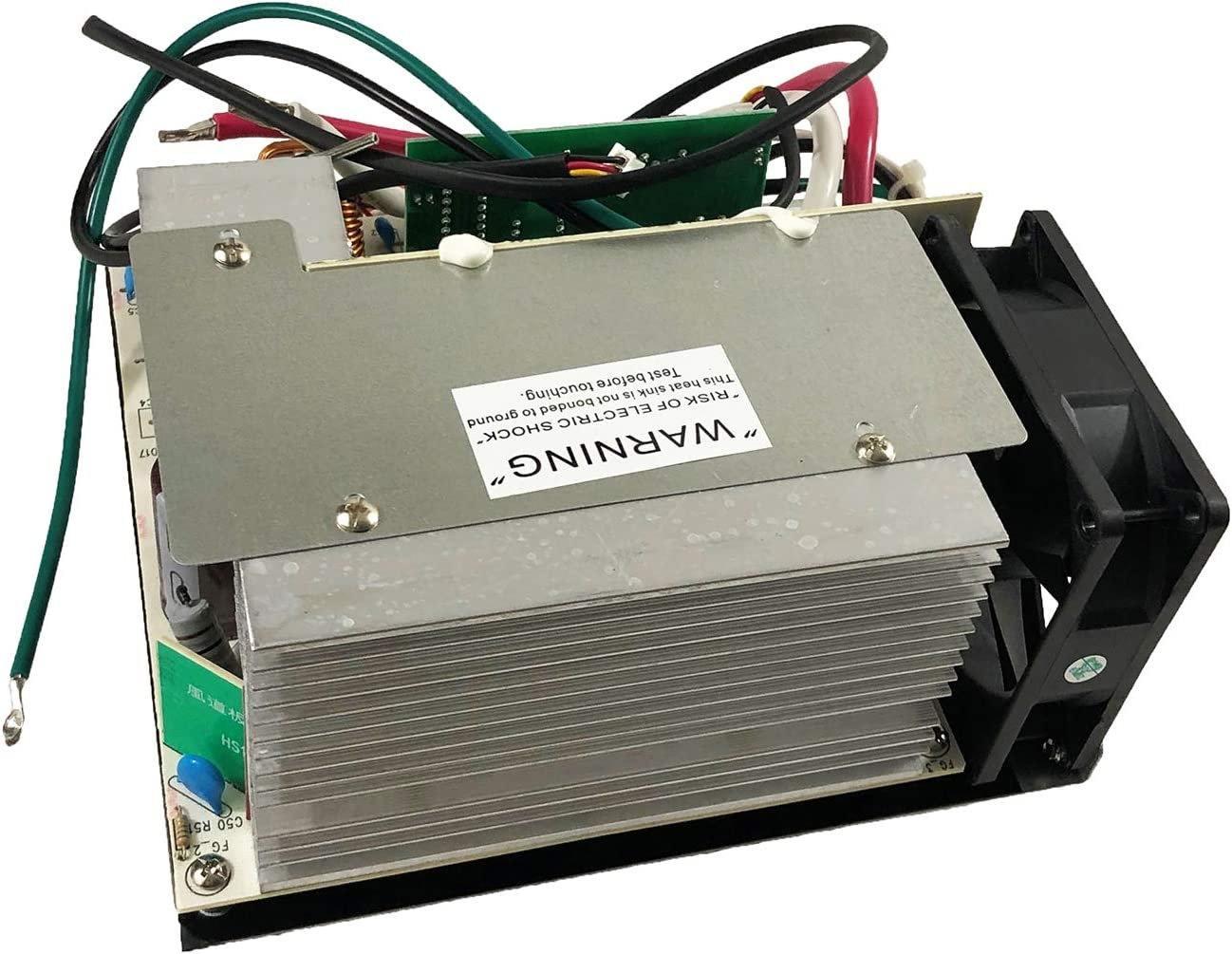 WFCO WF-9560-MBA Converter/Charger Main Board Assembly Replacement 60A DC Output