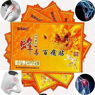 30 Stück HELLOYOUNG Bienengift Balsam Patch Gelenk Nacken Rücken Massage Entspannung Entspannen Sie Gips Salben