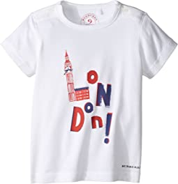 Burberry Kids - Mini London Top (Infant/Toddler)