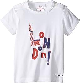 Burberry Kids Mini London Top (Infant/Toddler)