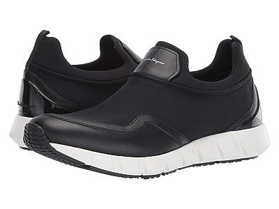 Salvatore Ferragamo Columbia Sneaker (Black) Men
