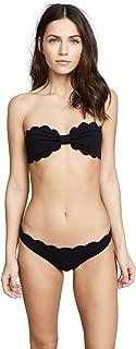 Women's Antibes Scallop Bikini Top