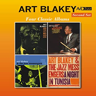 Four Classic Albums (Moanin' / Mosaic / The Big Beat / a Night in Tunisia) (Remastered)
