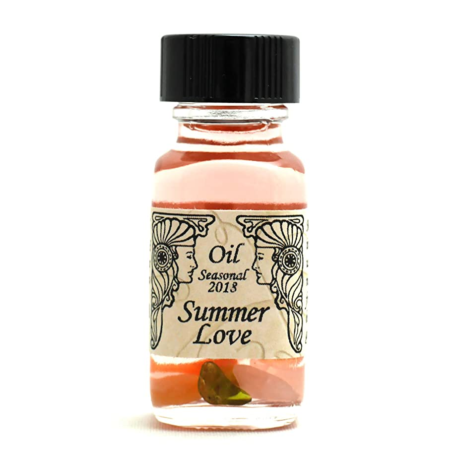 アミューズディスクその間アンシェントメモリーオイル Summer Love 夏の恋(2018年初夏限定)【人間関係に幸せや楽しみ、そして新しい始まりが訪れるようお手伝い】