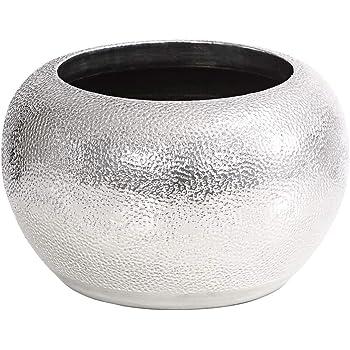 Dehner Übertopf Rosella, Ø 28 cm, Höhe 18 cm, Keramik
