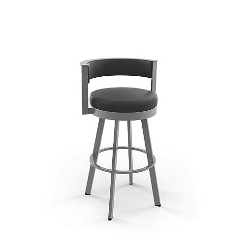 Groovy Amisco Counter Height Bar Stools Amazon Com Creativecarmelina Interior Chair Design Creativecarmelinacom