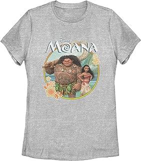 Moana Women's & Maui Circle T-Shirt