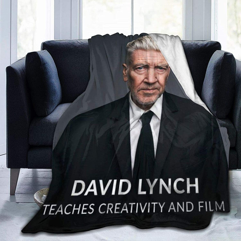 David Lynch Throw Blanket Ultra Fleece 高価値 Micro 大決算セール Flannel Soft Plush