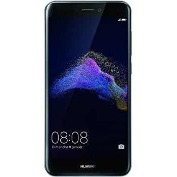 Huawei P8 Lite 2017 Smartphone, Memoria Interna de 16 GB, Negro ...