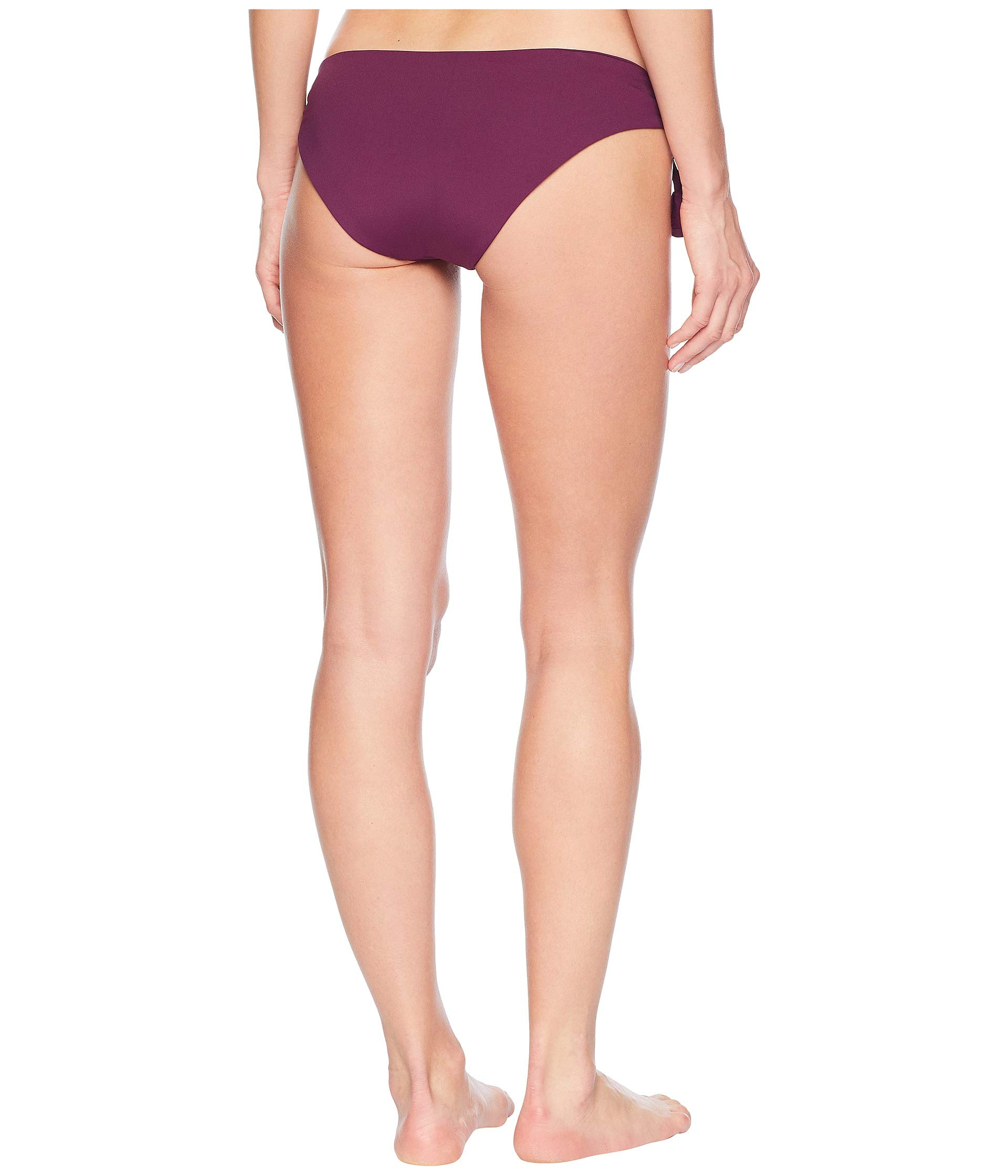 Pant Merlot Socialite Becca Tie By Rebecca Side Virtue YqwpHF6O