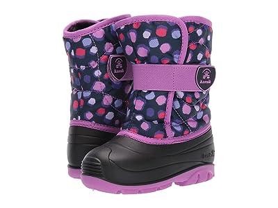 Kamik Kids Snowbug 4 (Toddler) (Purple/Orchid) Girls Shoes